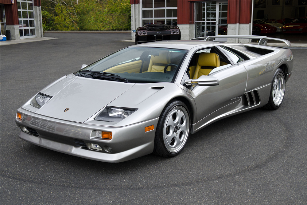 Countdown To Barrett Jackson Scottsdale 2017 1999 Lamborghini