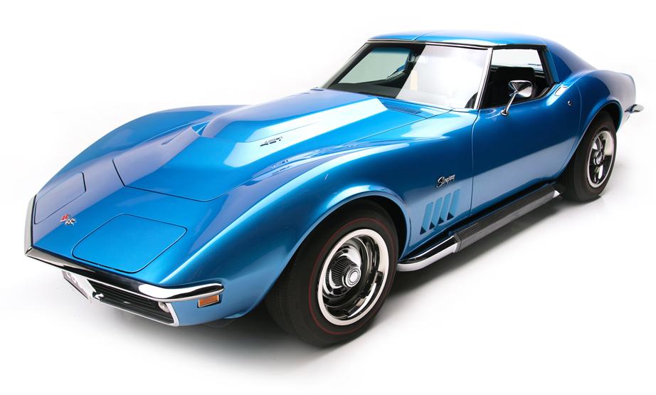 , Countdown to Barrett-Jackson Scottsdale 2017: 1969 Chevrolet Corvette L88, ClassicCars.com Journal