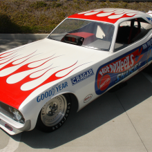 Countdown to Barrett-Jackson Scottsdale 2017: 1972 'Hot Wheels' Plymouth Barracuda Funny Car
