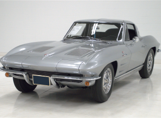 Countdown to Barrett-Jackson Scottsdale 2017: 1963 Chevrolet Corvette 'Fuelie'