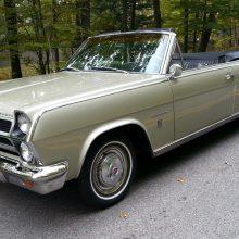 My Classic Car: Dan's 1965 AMC Ambassador convertible