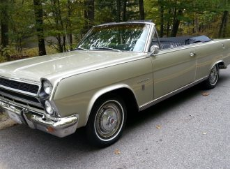 My Classic Car: Dan's 1965 AMC Ambassador convertible
