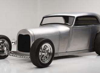 Countdown to Barrett-Jackson Scottsdale 2017: 1929 Ford 'Alumatub' Hot Rod