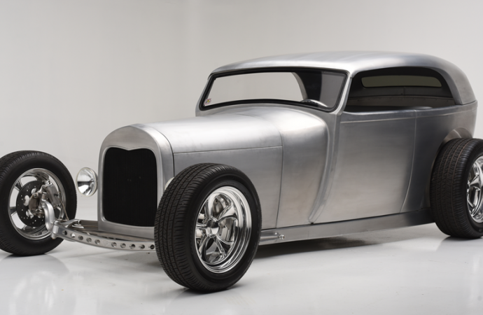 Countdown to Barrett-Jackson Scottsdale 2017: 1929 Ford 'Alumatub' Hot Rod
