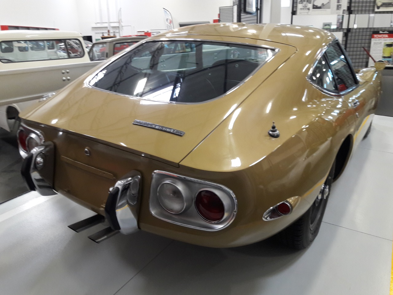 2000GTs have proven as good as gold