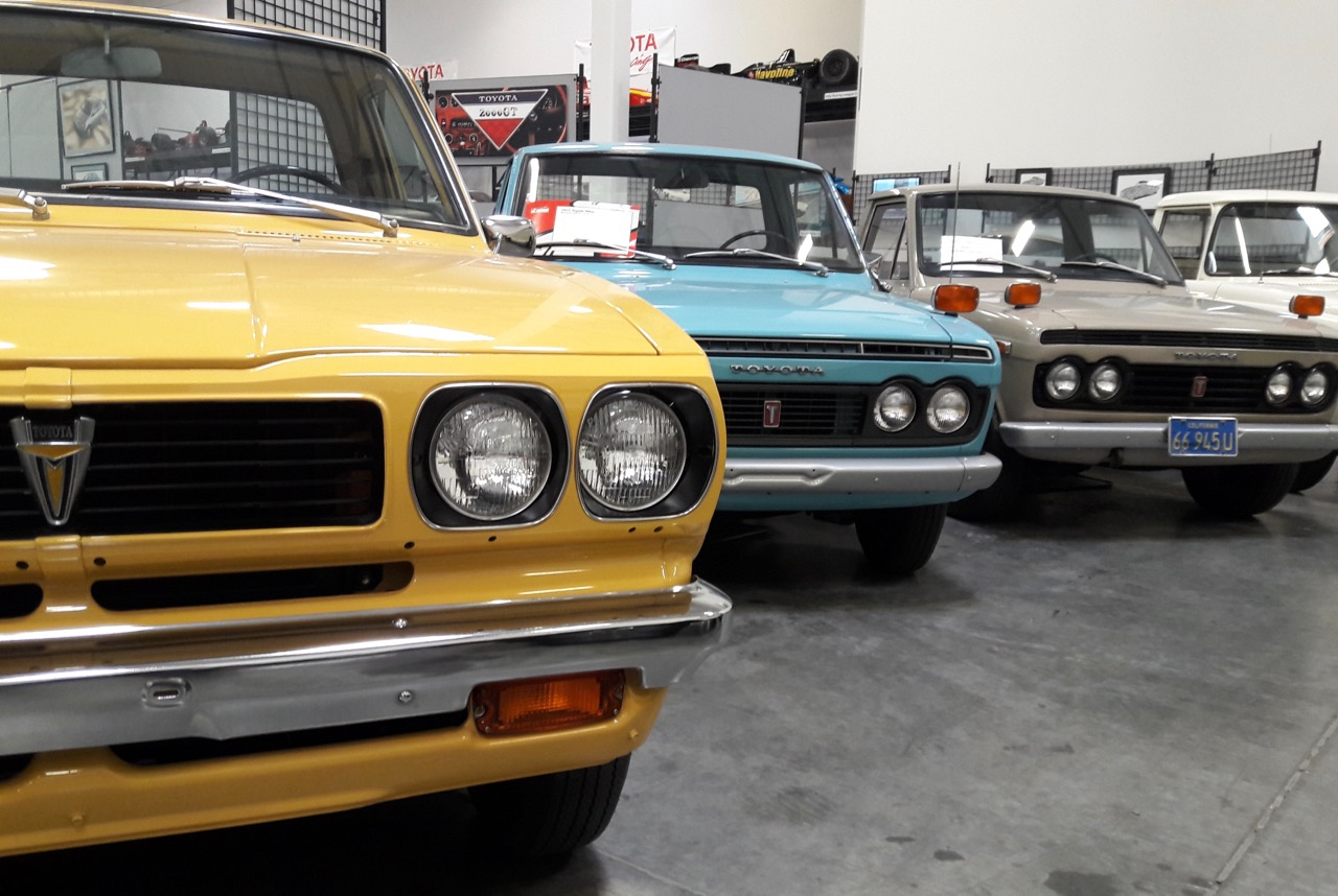 Toyota hides its treasures in plain sight - ClassicCars.com Journal