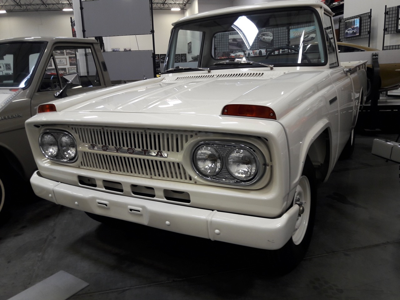 Stout was company's first stab at U.S. pickup market