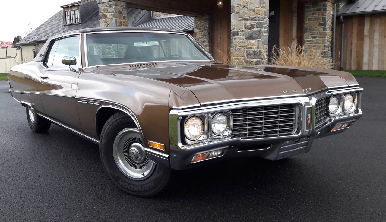 1970 Buick Electra 225 is a muscle machine minus the machismo | Nick Kurczewski photos