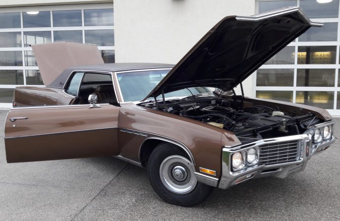Driven: 1970 Buick Electra 225 Custom Limited Sport Coupe