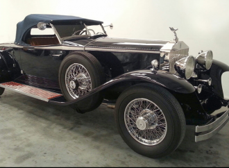 Countdown to Barrett-Jackson Scottsdale 2017: 1932 Rolls-Royce Henley Roadster