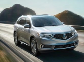 Driven (briefly): 2017 Acura MDX AWD Advance