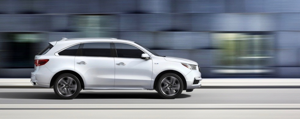 Acura's MDX gets a makeover for the 2017 model year | Acura photos
