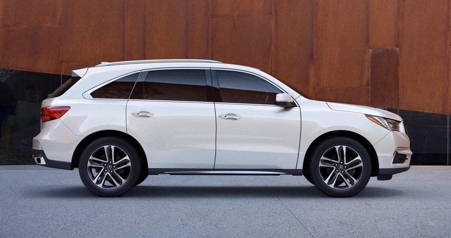 There's much to like about the 2017 MDX