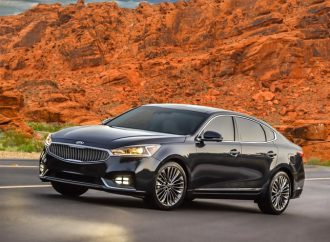 Driven: 2017 Kia Cadenza Limited