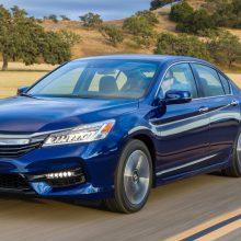Driven: 2017 Honda Accord Hybrid TRG