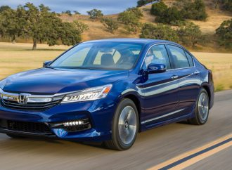Driven: 2017 Honda Accord Hybrid TRG