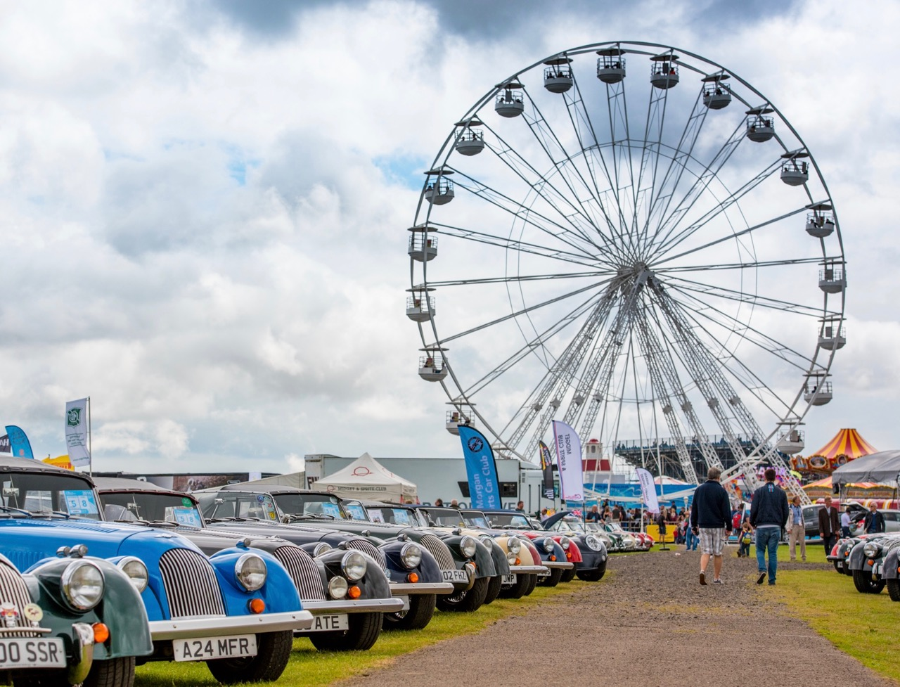 Silverstone moves date for its classic car celebration
