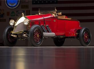 Countdown to Barrett-Jackson Scottsdale 2017: 1918 La Bestioni Boattail Speedster