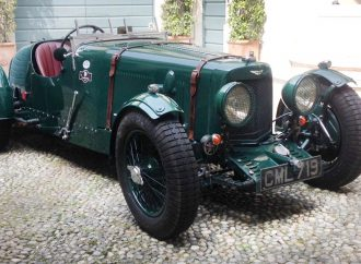1935 Aston Martin Ulster is star car for Bonhams at Paris auction