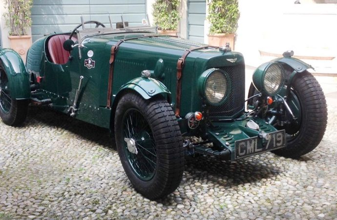 1935 Aston Martin Ulster is star car for Bonhams at Paris auction