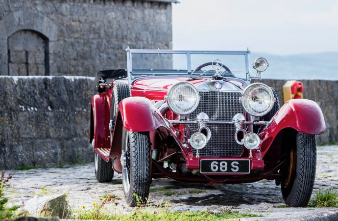 Pre-war cars supercharge Bonhams' Scottsdale docket