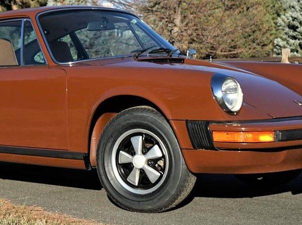1976 Porsche 912E coupe