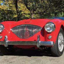 1955 Austin Healey 100M BN2 Le Mans spec