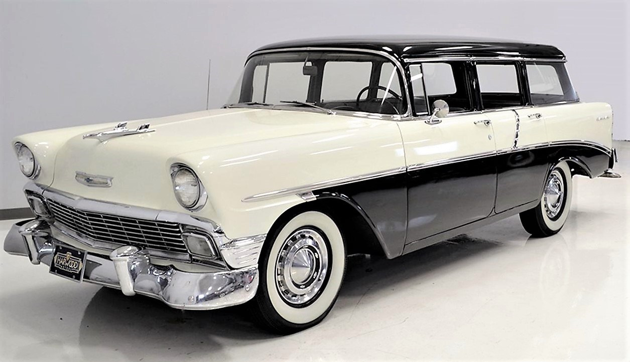 1956 Chevrolet 210 station wagon - ClassicCars.com Journal