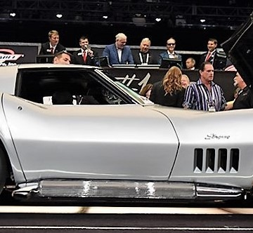 2016 top stories: 8 – Barrett-Jackson's first Northeast Auction