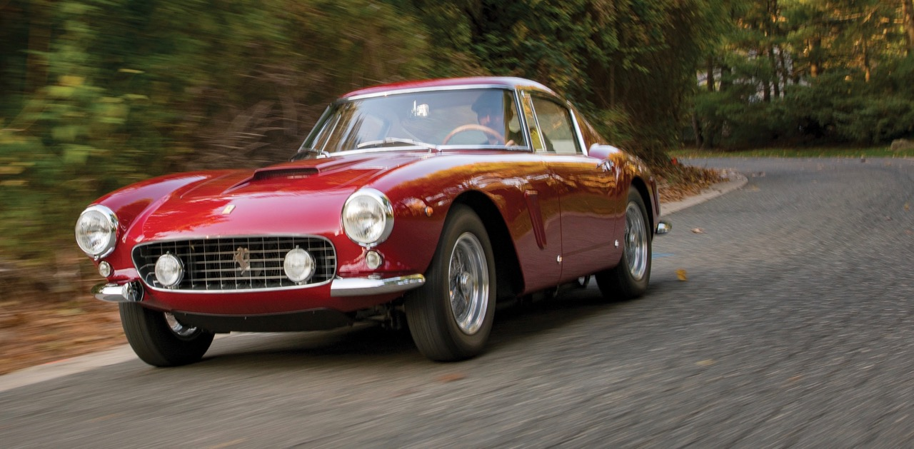 250 GT Berlinetta expected to sell of $9.5 million (or more) | RM Sotheby's photo by Darin Schnabel