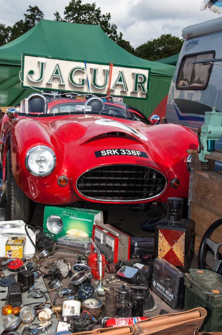 You can find pretty much anything auto related at the autojumble | Beaulieu photos