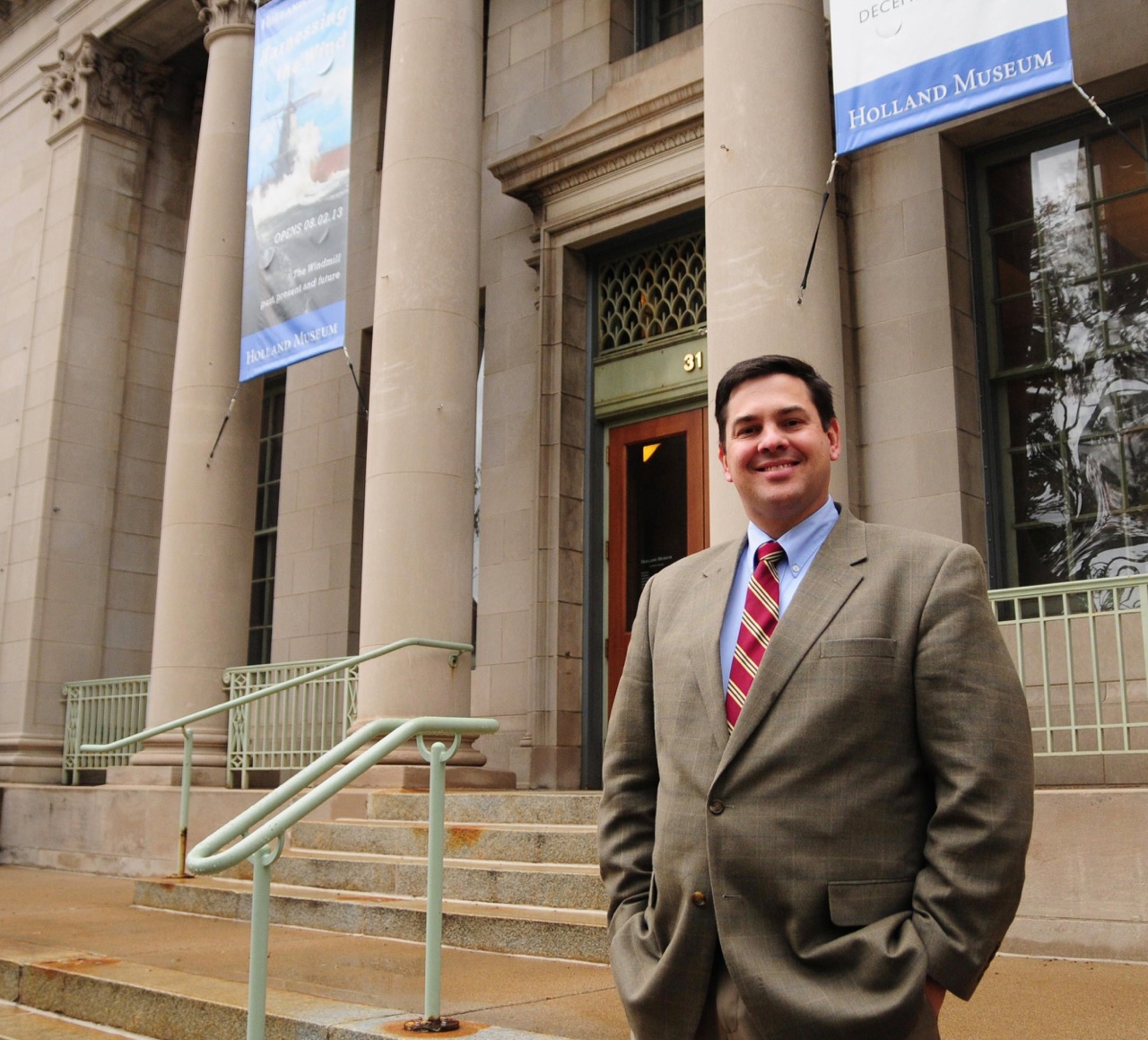 Chris Shires leaving museum in Holland, Michigan, for executive post at Gilmore   Gilmore museum photo