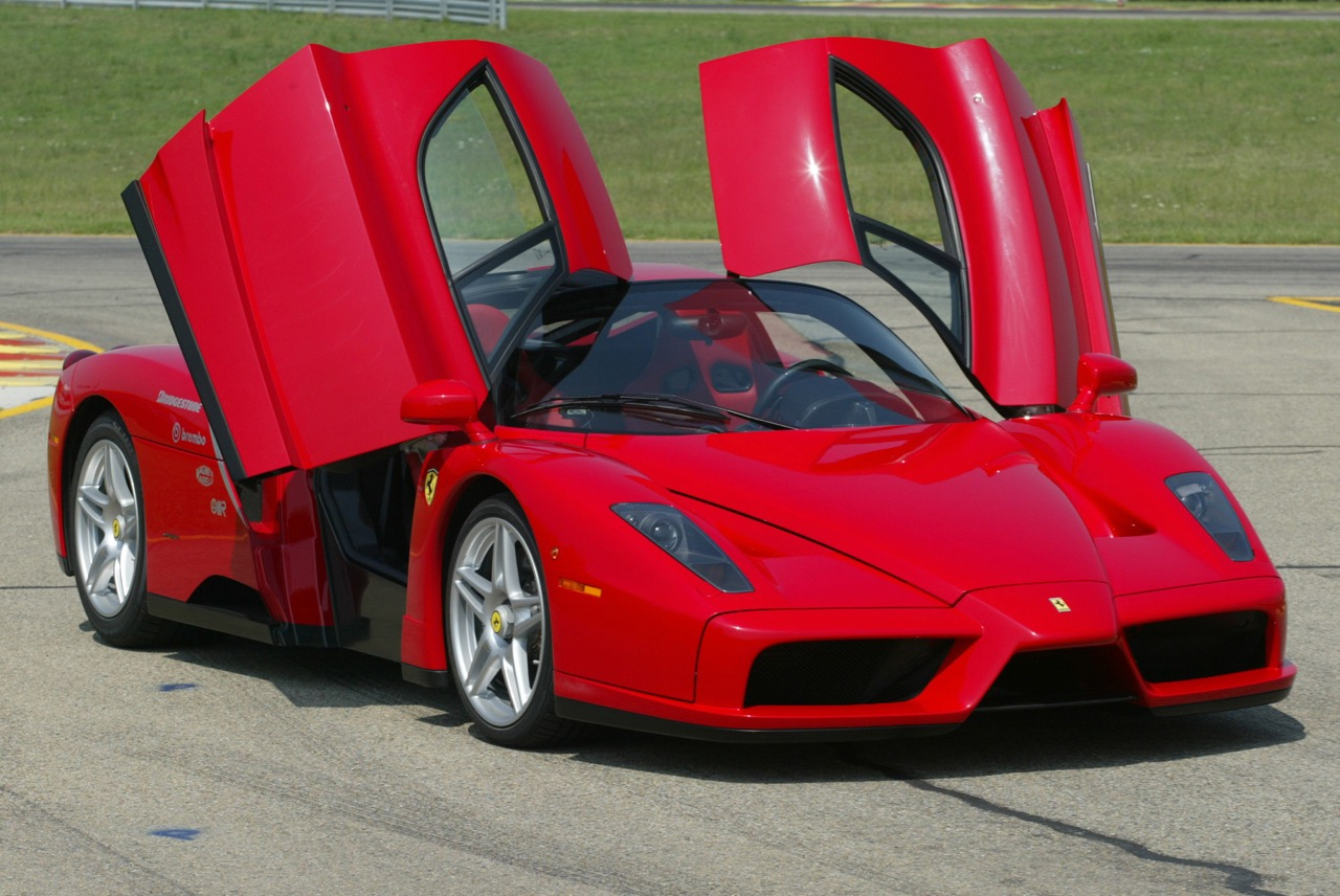 Enzo: Buy one now if you can afford it