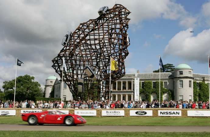 Goodwood, Silverstone revise 2017 calendars