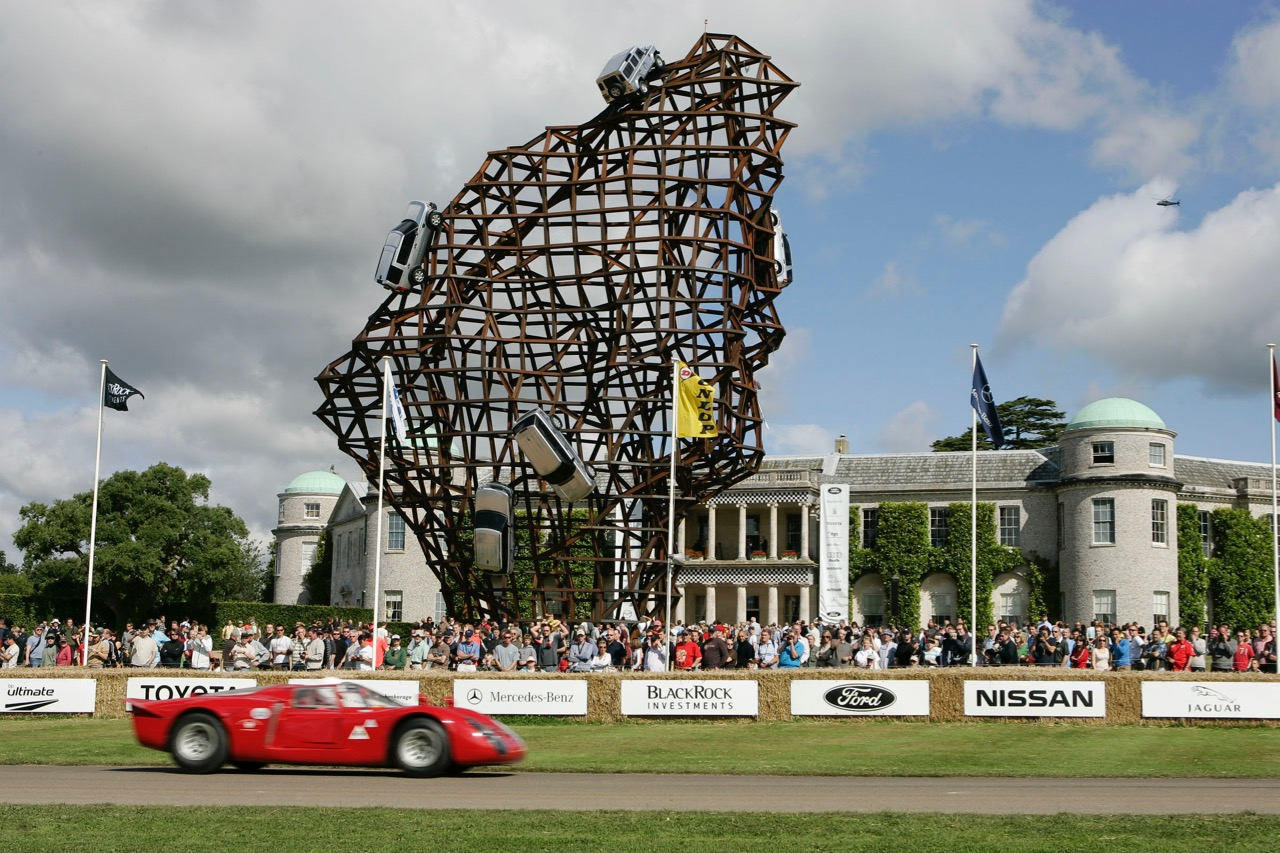 The scene at the Goodwood Festival of Speed | Goodwood photo