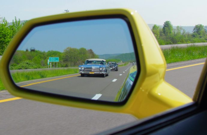 2016 in Larry's rearview mirror