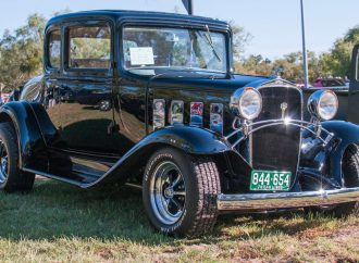 My Classic Car: Michael's 1932 Chevrolet 5-window coupe