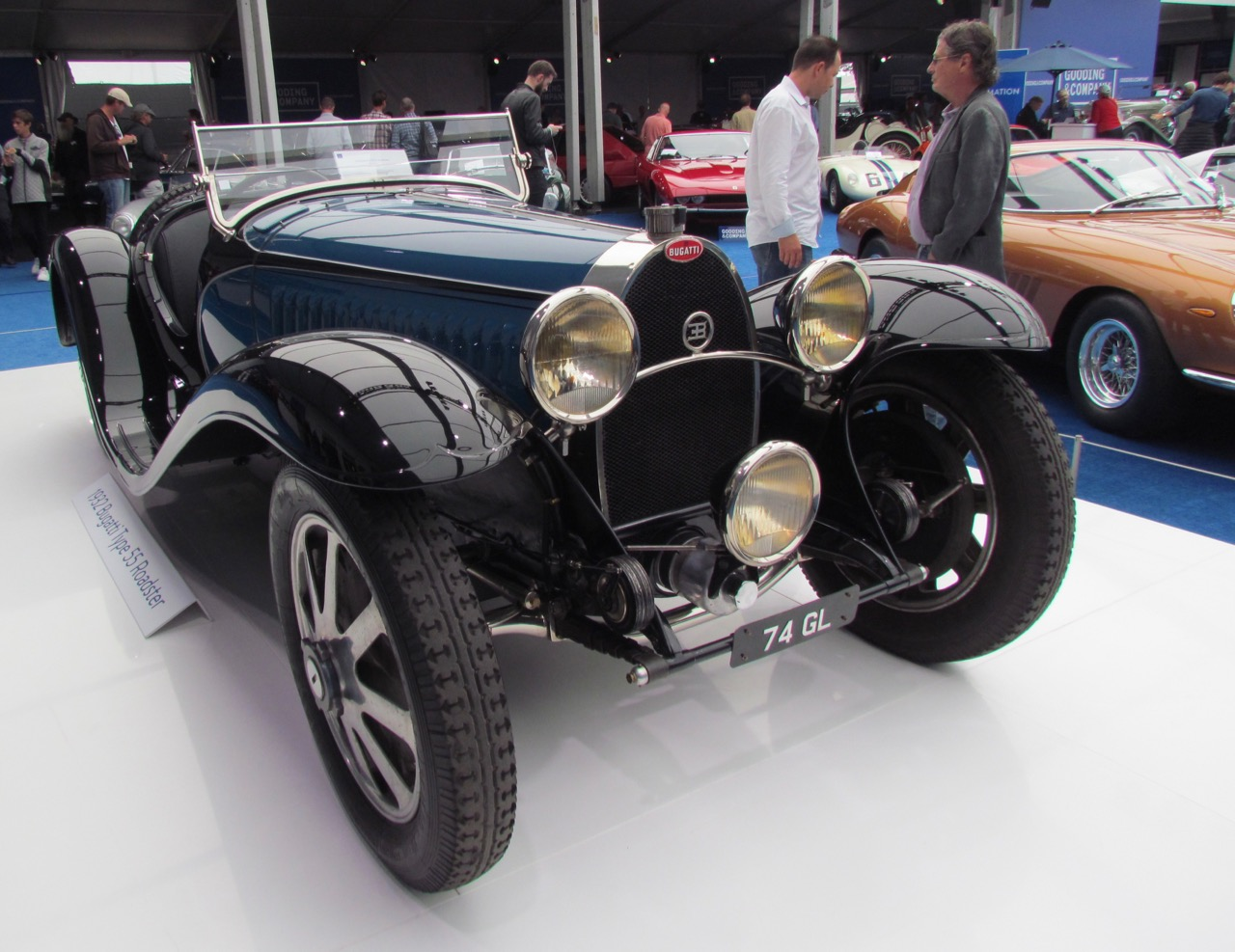 1932 Bugatti brings highest price paid for French car