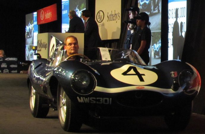 2016 top stories: 4 – Records set at Monterey auctions