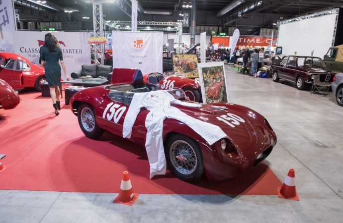 RM Sotheby's auction swells interest in Milano Autoclassica show