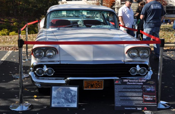 NASCAR racers rally to support Evernham's 'Americarna Live' show