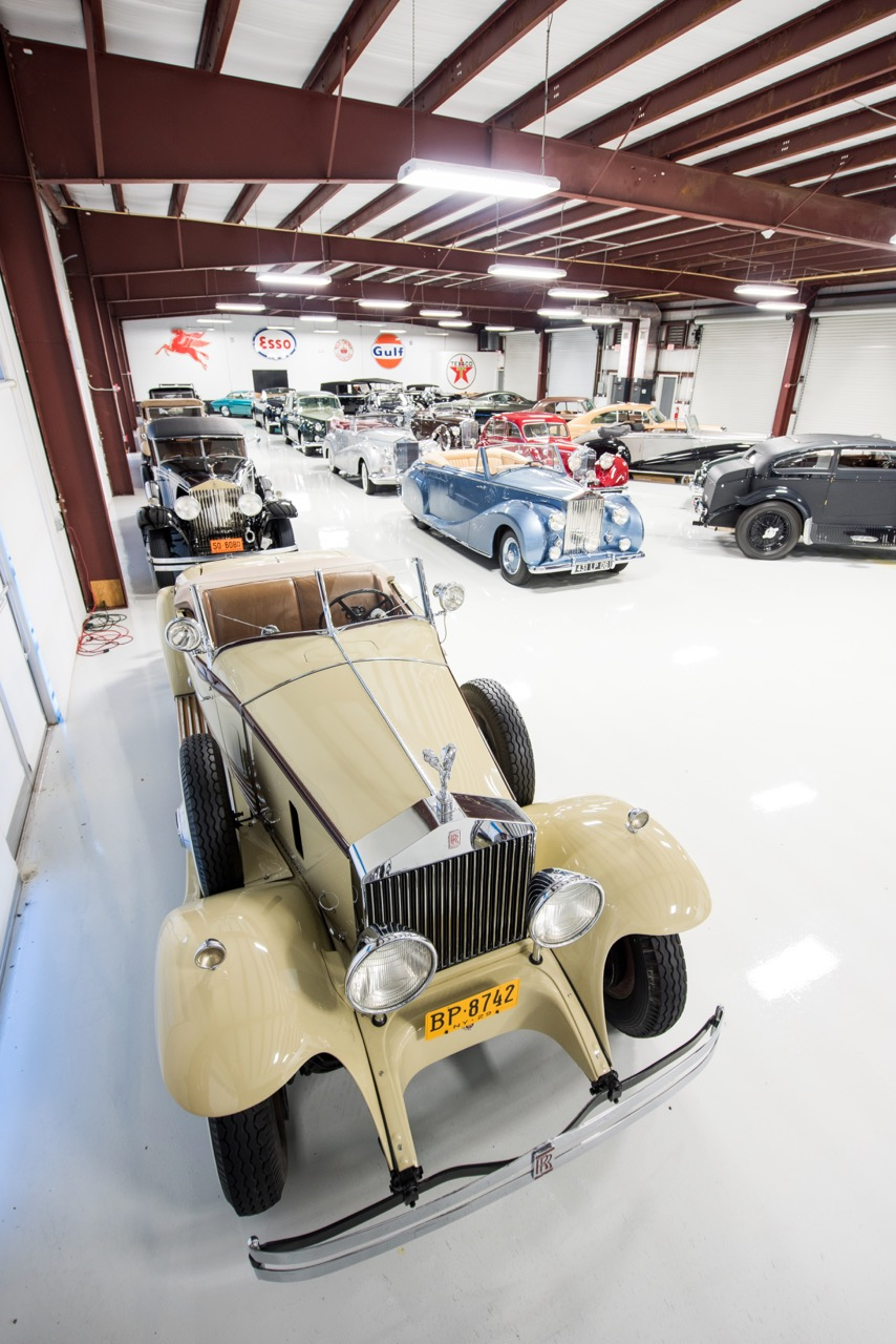 Cars from the late Orin Smith's collection going to auction