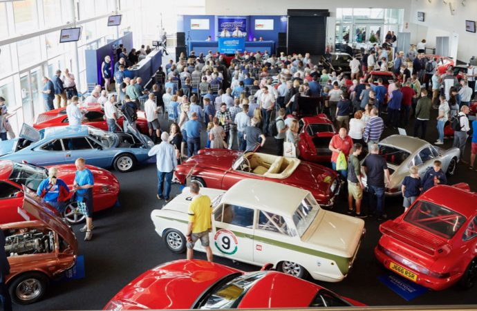 Silverstone schedules eight auctions for 2017