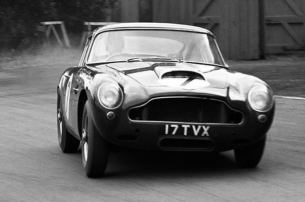 Aston Martin announces DB4 GT continuation cars