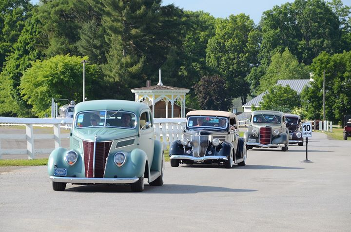 Car Show Archives ClassicCarscom Journal - Good guys car show rhinebeck ny