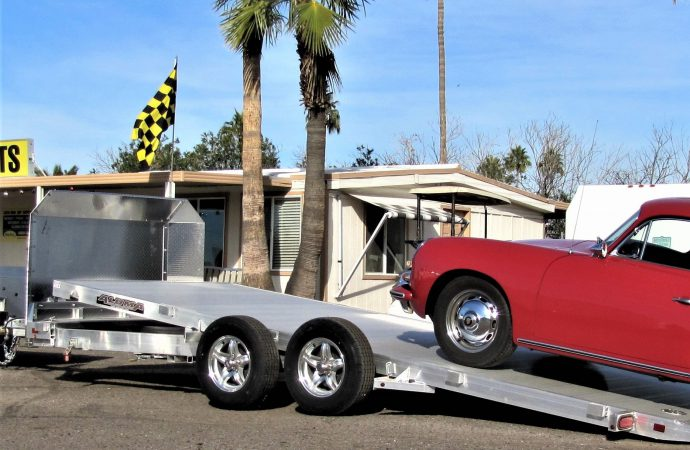 Product review: Aluma tilt-bed trailer