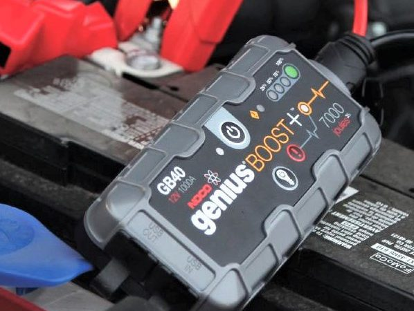 Product review: NOCO Genius Boost compact jump starter
