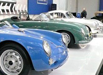 2016 top stories: 3 – Jerry Seinfeld Porsche auction