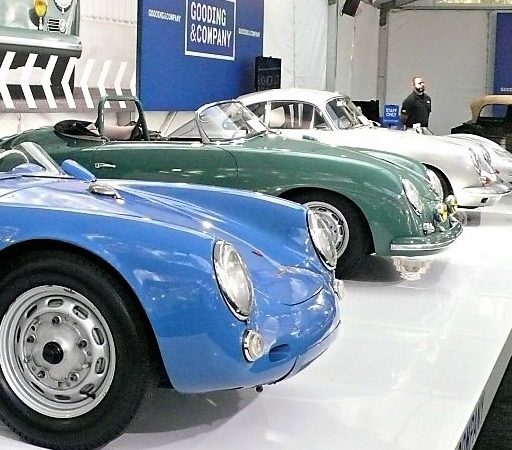 2016 top stories: 3 – Jerry Seinfeld Porsche auction
