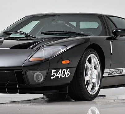 First running prototype of Ford GT at Russo and Steele auction